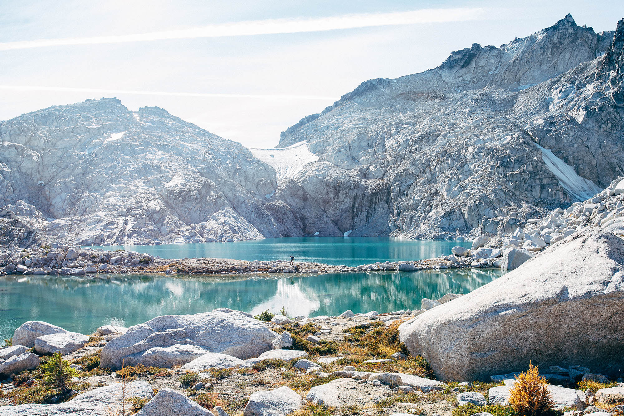 Backpacking In The Enchantments New Travelist